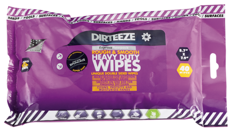 Dirteeze Rough and Smooth Soft Pack